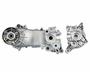 Boîtier de moteur Big POLINI Evolution 70pour Piaggio Zip LC Frein à Tambour