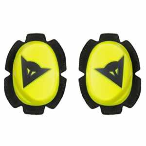 Dainese Protection de Moto, Fluo Jaune/Noir, Taille N
