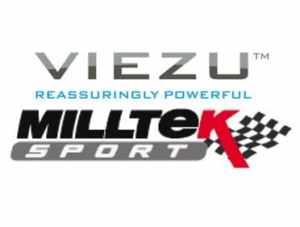 Milltek SSXAU594 2013 RS6 C7 4.0 TFSI biturbo quattro Système Complet Route + [Route] [100cell]
