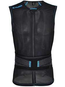 Veste De Protection Snowboard Bliss Arg 2.0 – Slim Noir (S , Noir)