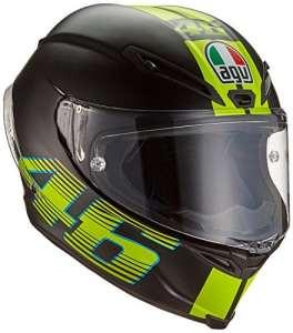 AGV Helmets Corsa R E2205 Top Plk,V46 Matt Noir,L
