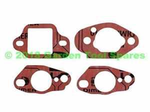 Honda GCV135 GCV160 GC135 GC160 carburateur Ensemble Joints Etanchéité
