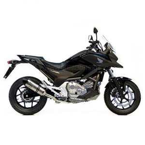 Honda NC 700S/X/DCT/ABS 201313LEOVINCE Silencieux D'Échappement en acier LV One Evo 8700e