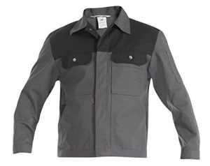REINDL 75684–64–935Classic Duo Veste de travail, gris/noir, Taille XL, Lot de 20