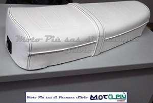 Selle Vespa Piaggio PK s 50pK 125PK 50–125XL Rush à deux places blanc