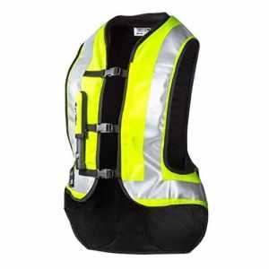 Helite Turtle airbag Gilet haute visibilité (M)