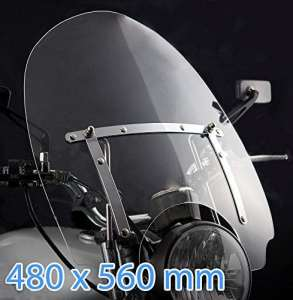 Pare Brise Moto Yamaha XVS650/ Classic Dragstar 97-03