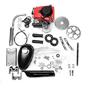 Casavidas 4-Stroke 49cc Gas Petrol Motorized Bicycle Scooter Bike Engine Motor Kit