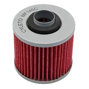 Cyleto filtre à huile pour Yamaha Xv125s Virago 12519971998199920002001/Xz550XZ 550Vision 55019821983