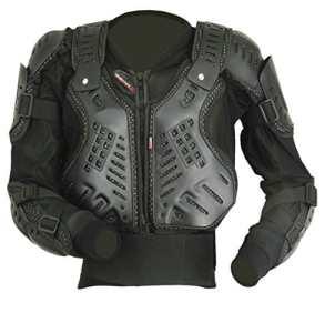 GearX Enfants Motocross Armour Dos Protection Veste CE, S