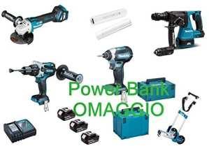 Makita dlx4104tj1Kit Metabo-Outillage électroportatif à batterie 18V