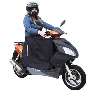 Protection Tablier Couvre Jambe Scooter en Polaire Universel Couverture Couvre Jambes Scooter Couverture conducteur [088]