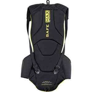 Safe-Max® Protection dorsale complète 2.0 noire M