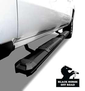 Cheval Noir Off Road Rn-gmsil-85-bk Coutelas planches de course avec finition noire par Cheval Noir