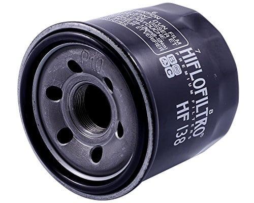 Filtre à huile HIFLOFILTRO pour Suzuki VZ 800 Marauder X AF1112 1999 50 PS, 37 kw