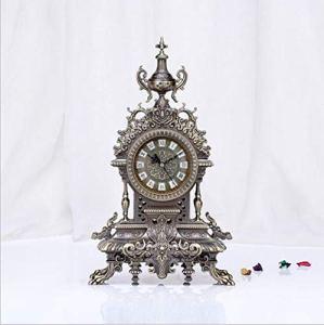 LIJIANGUO Horloge De Maison Antique D'horloge De Maison Européenne