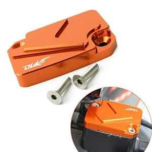 Moto Couvercle de Réservoir de Frein Avant Front Brake Fluid Reservoir Cap pour Duke 125 200 390