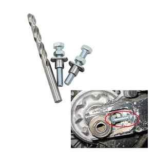 Remplacement du boulon de réglage de la chaîne SAB-20 Bras oscillant pour copain 2 boulons pour kit de réparation Saver Pour CRF 50F 70F 80F CR etc.