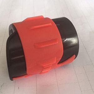 Risk Racing Seal Doctor – Nettoyeur de joints de fourche pour grande fourche – Rouge