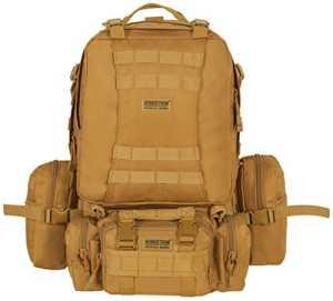Seibertron sacs de moto et bagages (Kaki)