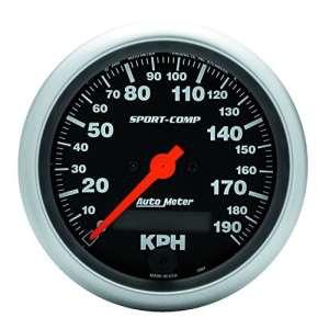 Auto au mètre 3987m Sport-comp programmable Compteur de vitesse