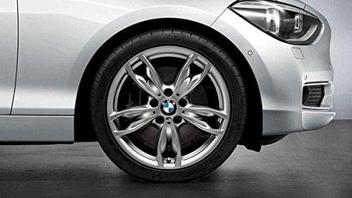 BMW Série 1 F20 F21 Kit complet de pneus d'été complet M à double rayon 436 18″ avec RDC (action)