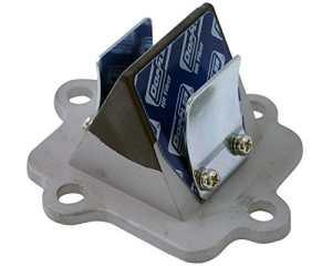 Boite à clapets DOPPLER S2R pour APRILIA Scarabeo 100cc, 50cc, Sonic, SR, BAOTIAN BT49QT-18C1