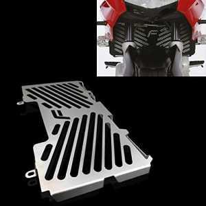 FATExpress Cache de Refroidissement en Aluminium pour BMW 2008-2012 F650GS 2011-2015 F700GS 2012-2014 F800R 2006-2008 F800S 2007 2009 2010 2013 08-12 11-15 12-14