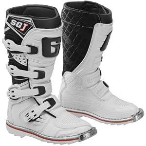 Gaerne Sg-j Youth Blanc Bottes de motocross