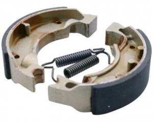 Mâchoires de frein TRW MCS956 110x25mm TYP 956 YAMAHA SR 125 10F 97-03 (derrière)