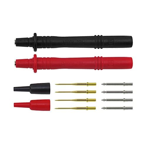 Non-brand 2 Pcs P8001 Multimètre Contrôleur Universel Kit Test De Sondes Câble