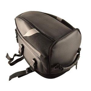 Sacoche de Selle Imperméable à l'eau, haodene Multifonctionnel sacoche de vélo arriere sac de moto Tank bag pour VTT,voyageurs, cyclisme, randonnée cyclistes