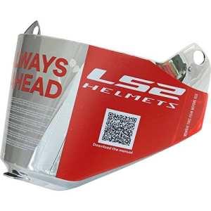 800013118 – LS2 MX436 Visor Iridium Silver