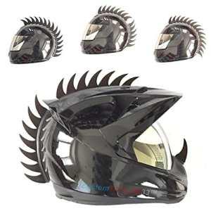 Crête Warhawk/Mohawk de décoration du casque – Customtaylor33 – Casque non inclus