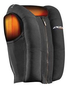 Ixon Gilet Airbag IX-Airbag U03 Taille Noir, Taille XXL