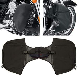 Jambières Chaps Basses Douces Pour Harley Touring Electra Glide Rue Standard Glide Route King FLHR 1980-2018