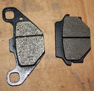 Plaquettes de frein arrière Shineray pour quads Dinli 450, DL-904 et Masai 460