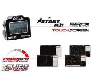Pzracing Start Next Data Acquisition genoux Minuteur Ducati 8991199Panigale Magazine