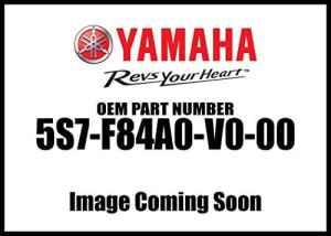 Yamaha 5s7-f84a0-v0–00à dégagement rapide dossier côté Bras V-Star 1300