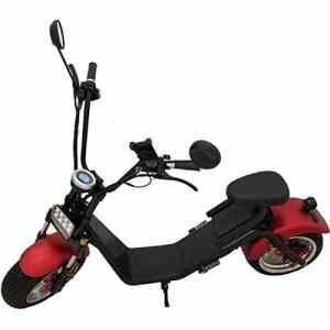 Caigiees Scooter Trottinette électrique Homologué