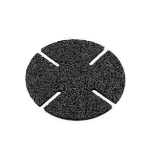 Cale amortisseur gomme contact en pneu recyclé – 100 pièces