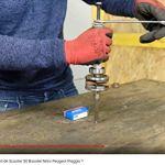 Easyboost Outil Montage Roulements Vilebrequin MBK Booster Nitro Stunt Derbi AM6 Rieju MBK XLIMIT XPOWER Sherco Yamaha DT XP6 XPS Beta TZR MRT Mach-G Rocket Bw's 103 RCX SPX NRG Tutoriel Video