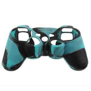 Étui de Protection en Silicone Durable pour bâton de Pouce pour contrôleur PS2