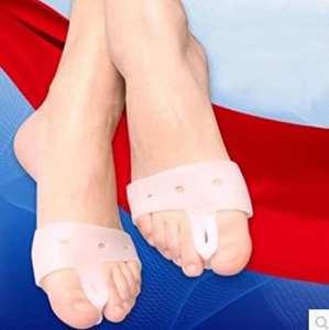 Gel Faisceau Correcteur orteil séparateur d'orteil Protector