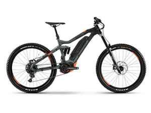 HAIBIKE xDURO dwnhll 8.027,5500WH Yamaha 11V Orange/Noir Taille 422019(emtb Downhill)