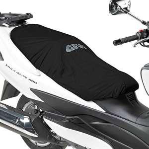 Protection de Selle Yamaha Vity 125 Givi S210 pour Scooter Noir