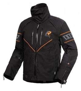 Rukka Clothing Nivala Veste Noir/Orange 60