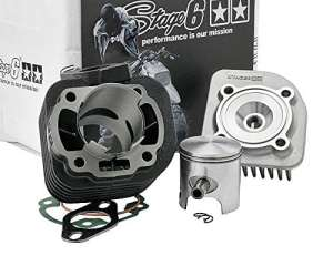 STAGE6 streetrace 70 ccm/10 mm Roue Kit pour MBK forte 50, Mach G 50 AC, Ovetto 50
