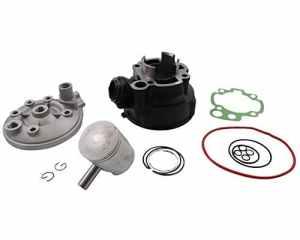 2Extreme Kit de cylindre de 70cm³ sport pour Yamaha DT 50cm³, DTR, TZR, Rieju RS 1, RS2, Spike x, Tango Pro