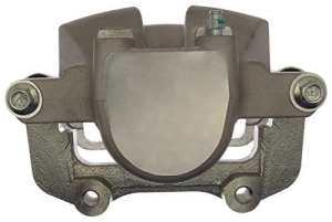 ACDelco 18FR2415N Professional Front Driver Side Disc Brake Caliper Assembly without Pads (Friction Ready)